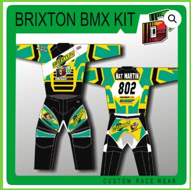 Brixton BMX kit